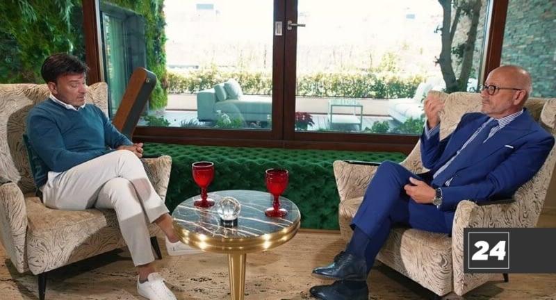 A entrevista de Manuel Luís Goucha a Tony Carreira foi para o ar esta segunda-feira, na TVI.