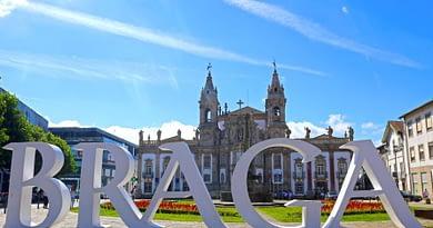 E o melhor destino europeu para visitar em 2021 é… Braga