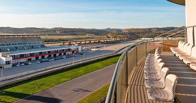 Fórmula 1 em Portugal com lotação máxima de 27.500 espetadores