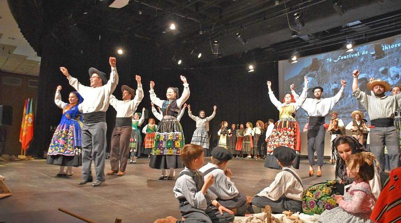Grupo de Folclore 'Casa de Portugal' de Andorra celebra 25 anos
